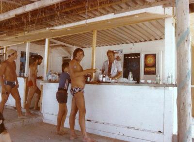 Chiringuito Juan y Andrea en Formentera. Playa de illetes, paellas y arroces