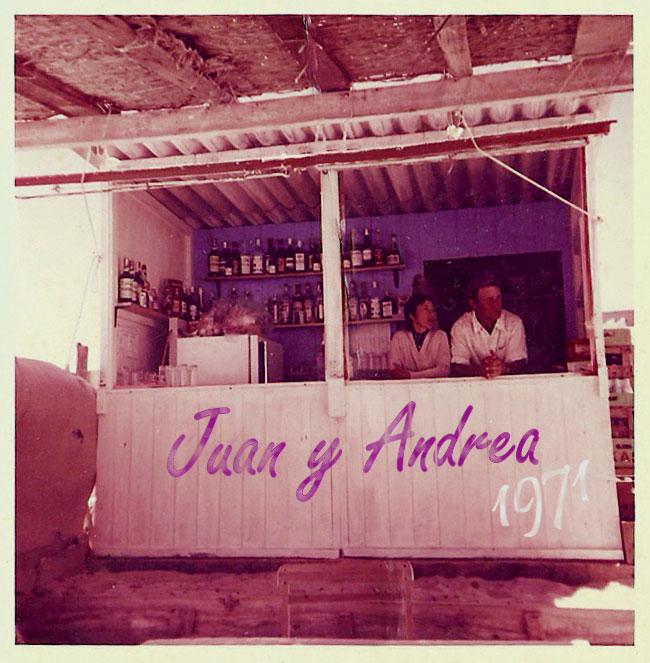 Restaurante de arroces, pescados y mariscos Juan y Andrea en Formentera