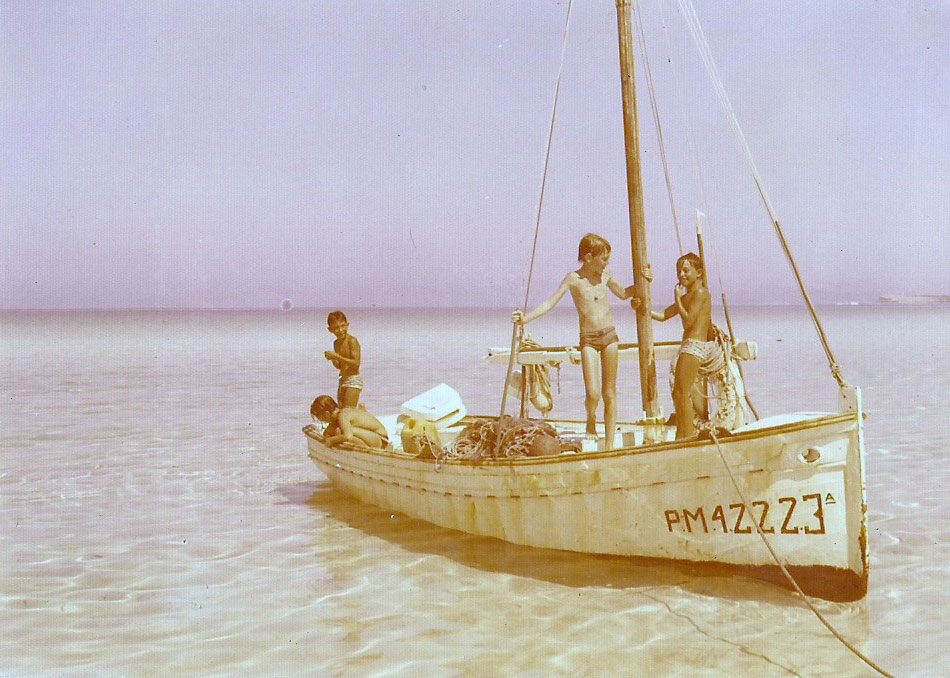 Arrocería Juan y Andrea en Formentera. Playa de Illetes, la mejor playa de Formentera