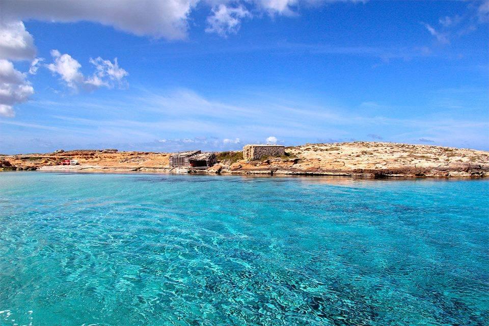 Chiringuito Juan y Andrea en la Playa de Illetes Formentera