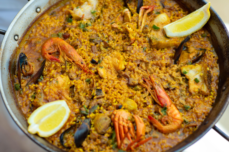 paella de Formentera