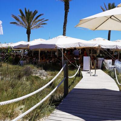 Restaurante Juan y Andrea - rutas en bicicleta por Formentera